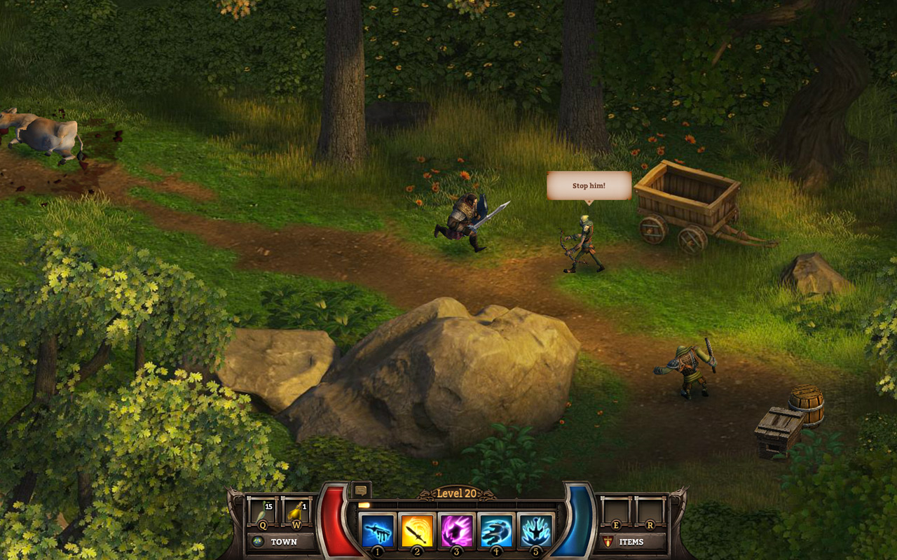Kingsroad Free Online Rpg Game