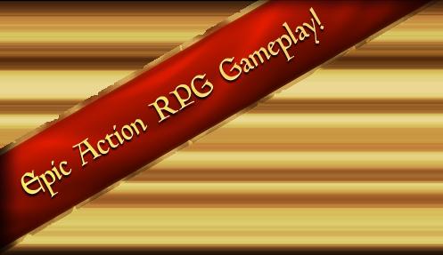 Epic Action RPG Gameplay!