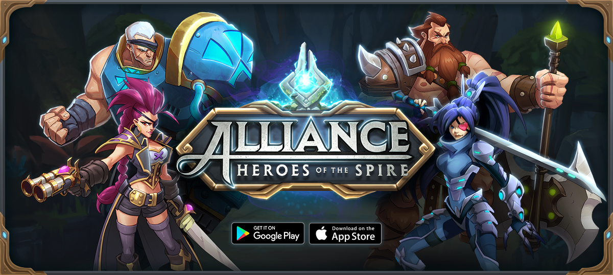 Alliance Heroes of the Spire